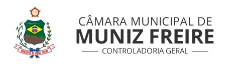 CÂMARA MUNICIPAL DE MUNIZ FREIRE - ES - CONTROLADORIA INTERNA